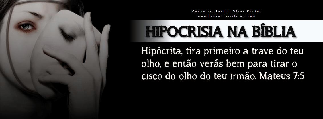 Hipócritas!