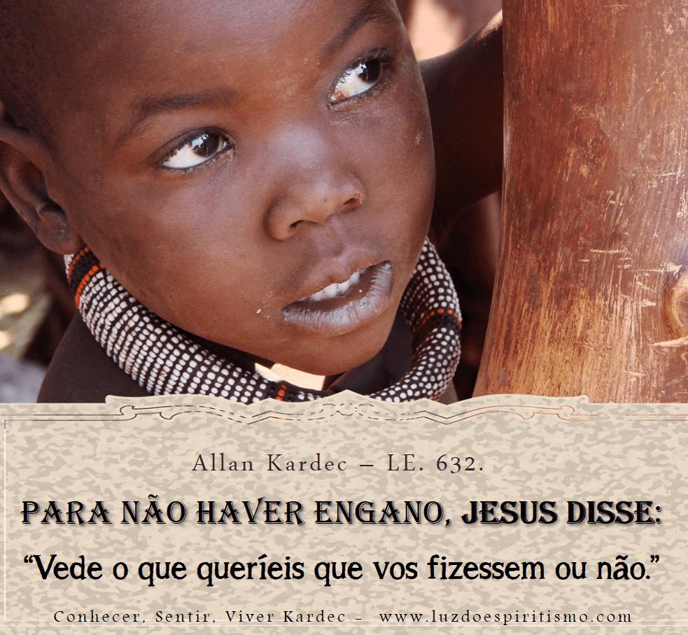 Jesus disse